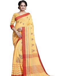 Festive Collection 6 Festive Wear Linen Saree