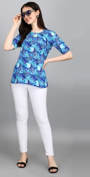 Jelite Orchid 2 Western Wear Ladies Top Collection