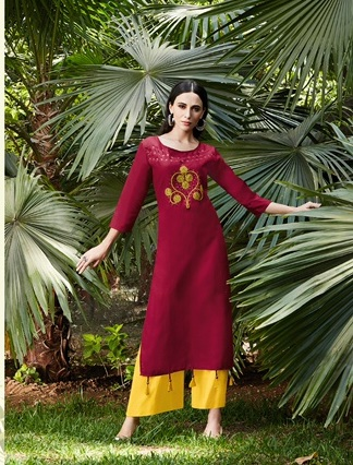 Panghat Nx Anishka Ethnic Wear Printed Kurti Collection