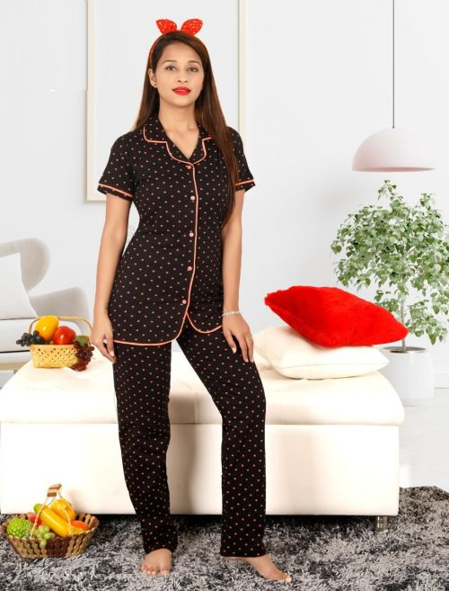 Ft Sweet Girl Hosiery Cotton Night Wear Collection