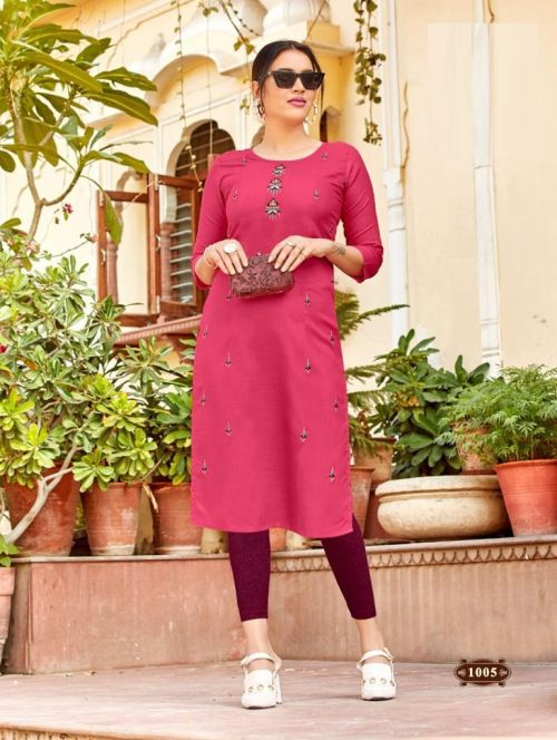 Ladyview Kalp 1 Fancy Wear Embroidery Collection