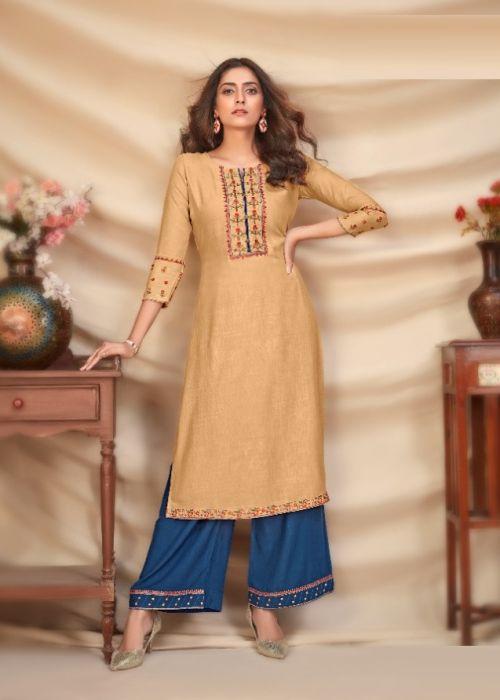 Tunic House Nyra 2 Ethnic Wear Designer Kurti Collection