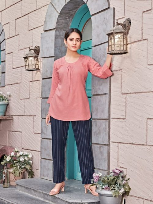 Tips Tops Friends Fancy Wear Tops With Bottom Collection