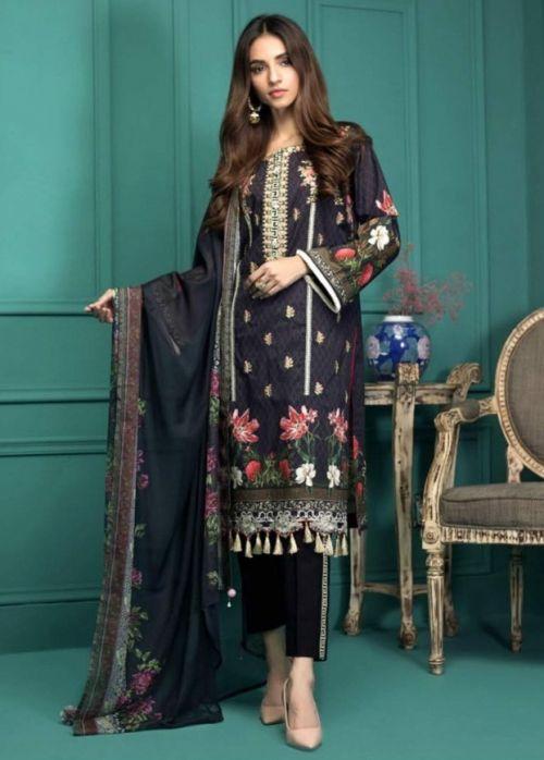 Nand Gopal Sabnam Karachi Dress Material Collection