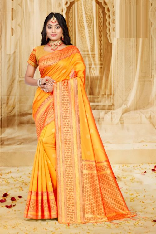 Ynf Ratanshi Traditional Wear Art Silk Saree Collection