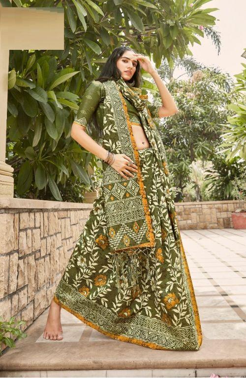 Apple Nitya 3 Festive Wear Silk Saree Collection