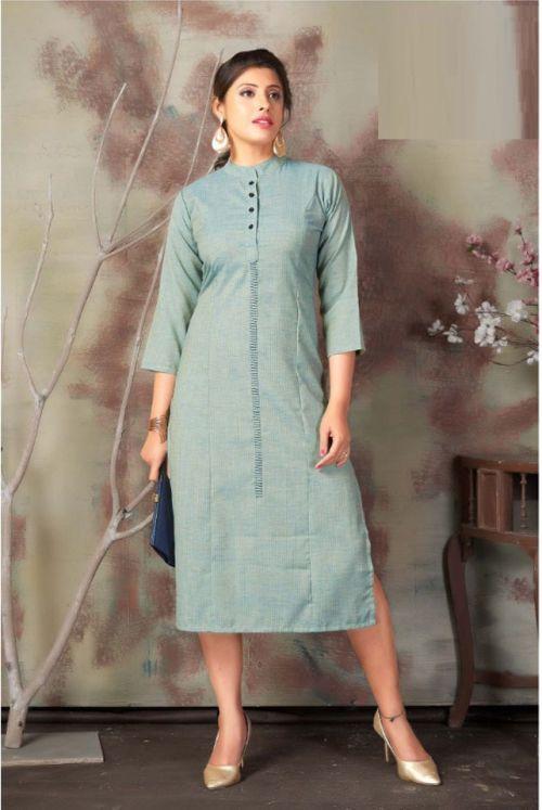 Tunic House N4u Nagina Handloom Cotton Kurti Collection