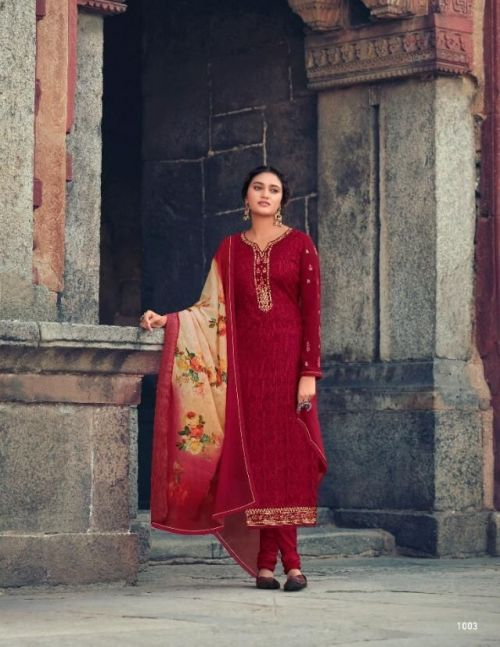 S Patola Festive Georgette Wear Designer Salwar Kameez