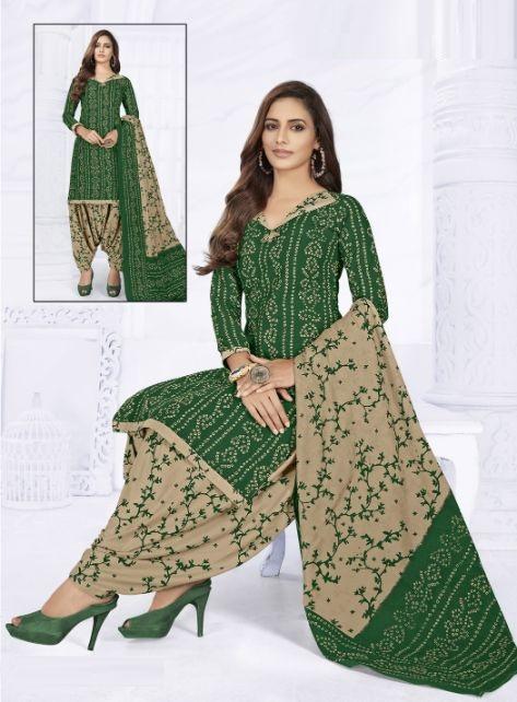 Mangal Shree Banndhani Special Regular Wear Cotton Dress Material