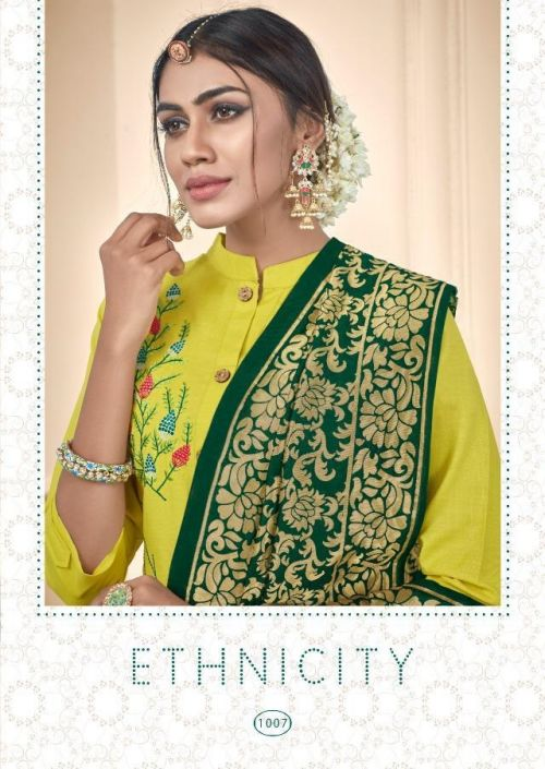 Avc Raas Heavy Cotton Designer Dress