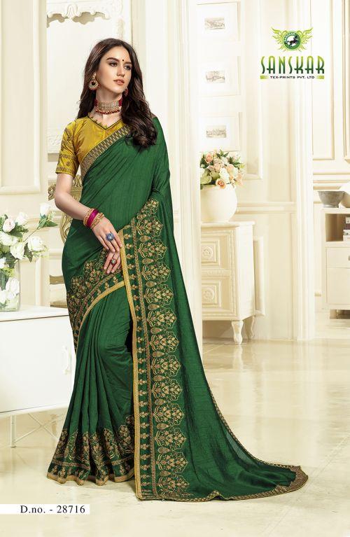 Sanskar Kyra 3 Designer Festive Wear Saree Collection
