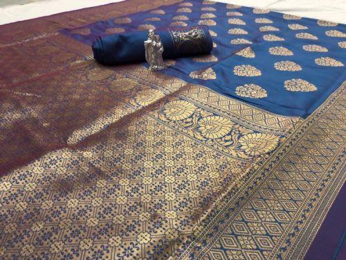 Buzz Silk 1 Pure Mysore Silk Festive Wear Saree