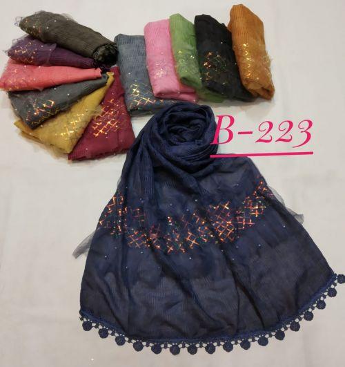 Hijab B 223