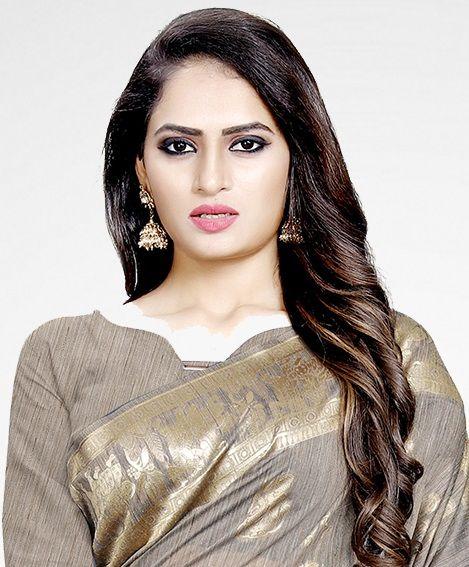 Rajwadi 2 Festive Wear Silk Blend Saree