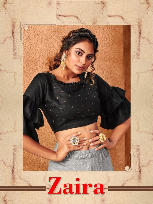Zaira Skirts Navratri Special Top With Skirt Collection