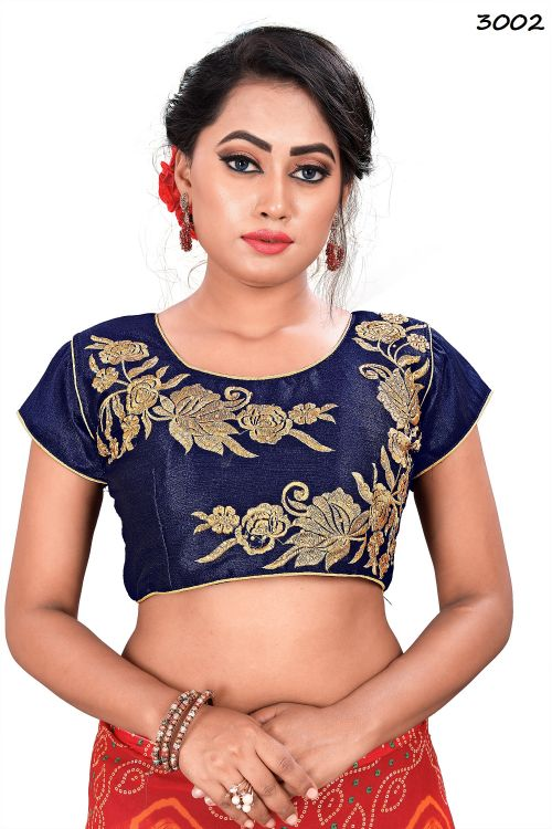 Pikku Embroidered Blouse 3 Embroidered Blouse Collection