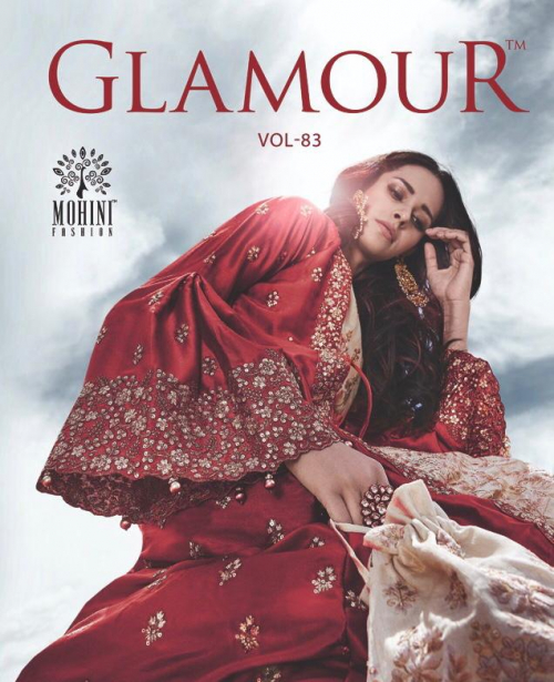 Mohini Glamour 83 Classy Collection Of Wedding Wear