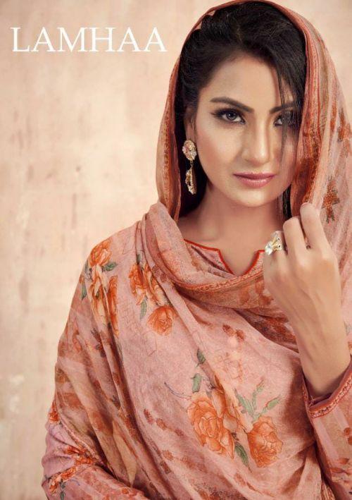 Karma Lamhaa Heavy Georgette Printed Salwar Suits