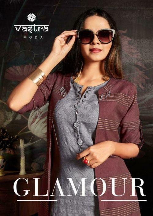 Vastra Moda Glamour 1 Designer Kurti Collection