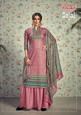 Harshit Sejal Printed Salwar Kameez Collection