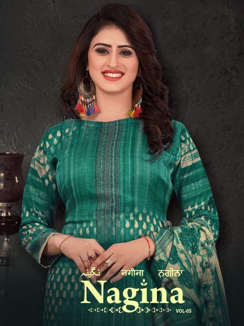 Nagina 5 Casual Wear Pashmina Collection
