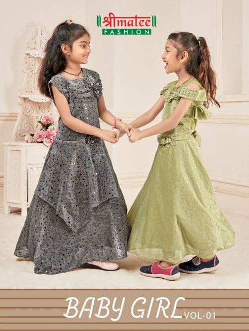 Shreematee Baby Girl 1 Western Kids Clothing Collection