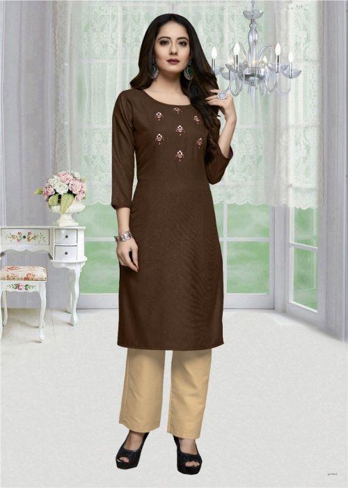 Galaxy 7 Ethnic Wear Designer Kurtis Collection