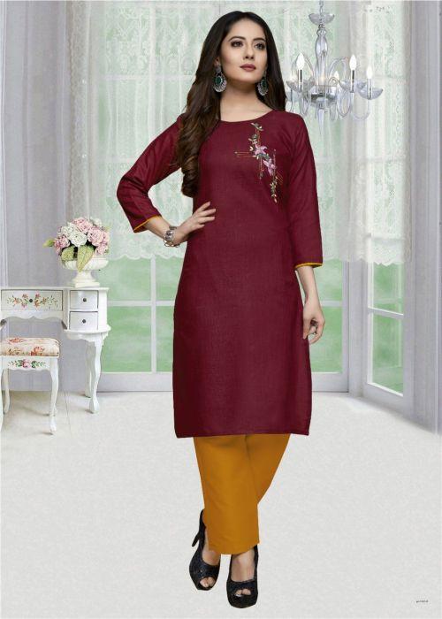 Galaxy 8 Ethnic Wear Designer Kurtis Collection