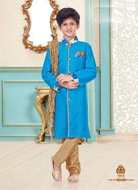 New Party Wear Designer Fancy Kurta Payjama Kids Wear Collection