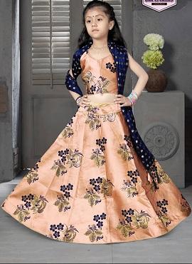 Designer Festive Wear Lehenga Kids Clothing Collection