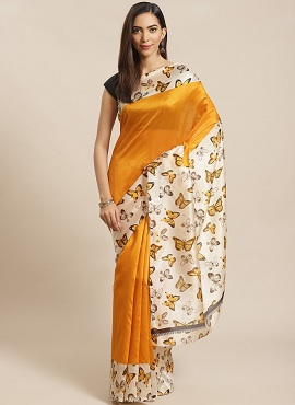 Bhagalpuri 3 Casual Wear Bhagalpuri Silk Sarees Collection