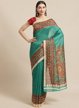 Bhagalpuri 5 Casual Wear Bhagalpuri Silk Sarees Collection