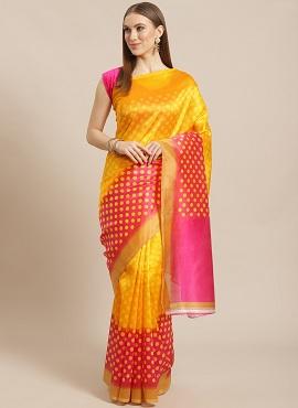 Bhagalpuri 6 Casual Wear Bhagalpuri Silk Sarees Collection