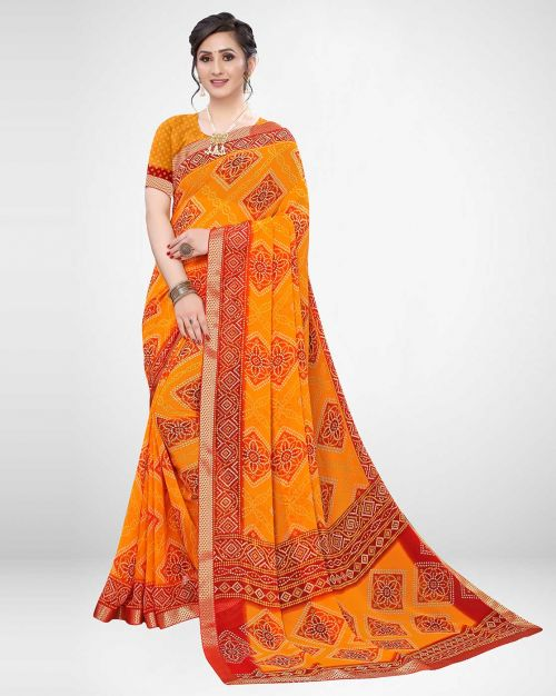 Kusum 2 Casual Wear Georgette Sarees Collection