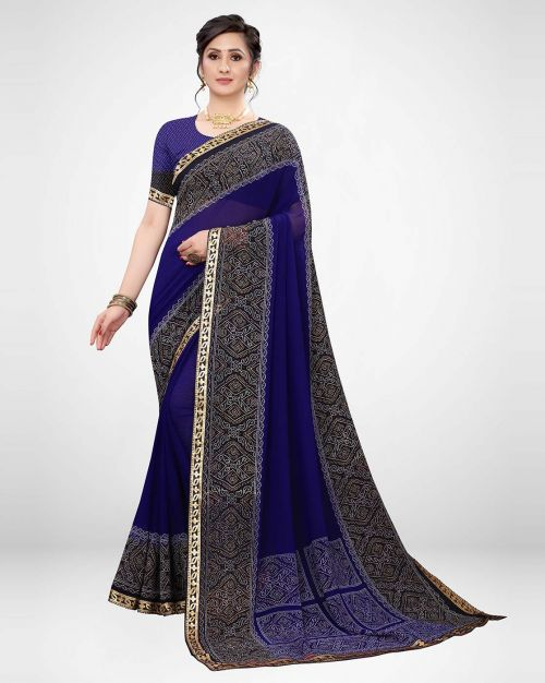 Savera 3 Casual Wear Georgette Sarees Collection