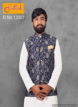 Outlook 13 Festive Wear Jacket Mens Wear Collection