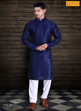 Outlook 7 Ethnic Wear Kurta Pajama Mens Wear Collection