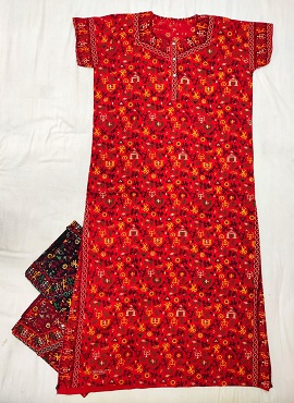 Cotton Nighty 8 Printed Western Nightsuits Collection