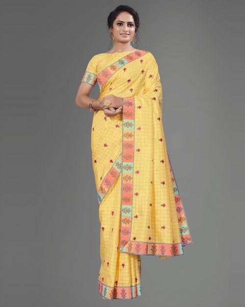 Apple Cyrila 1 Casual Wear Bhagalpuri Silk Sarees Collection