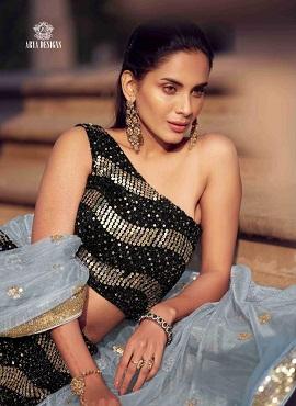 Arya Khwaab 5802 Designer Wedding Wear Lehenga Collection