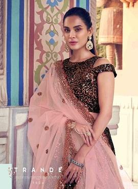 Arya Khwaab 5806 Designer Wedding Wear Lehenga Collection