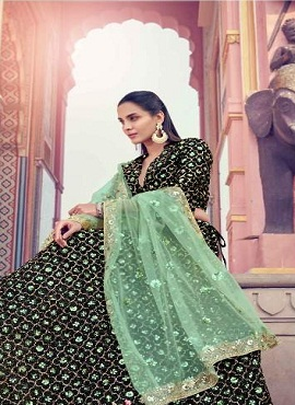 Arya Khwaab 5808 Designer Wedding Wear Lehenga Collection