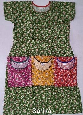 Cotton Nighty 107 Printed Nightsuits Collection