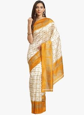 Bhagalpuri 8 Casual Wear Printed Bhagalpuri Silk Sarees Collection
