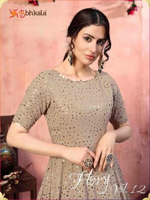 Kf Flory 12 Exclusive Designer Ladies Gown Collection