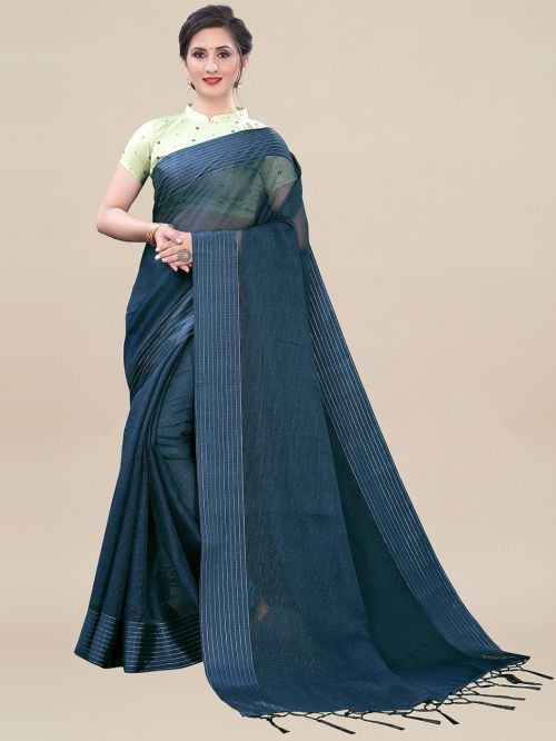 Niyati 2 Fancy Casual Wear Net Sarees Collection