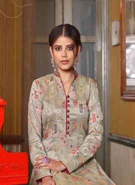 Virasat Muskan 1068  Exclusive Jacquard Designer Gown Collection