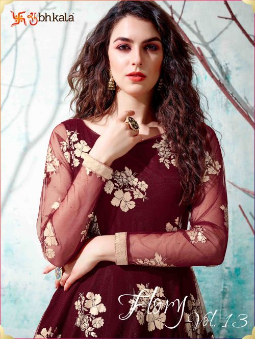 Kf Flory 13 Exclusive Designer Ladies Gown Collection