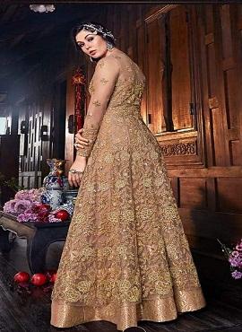 Violet 6102 D Heavy Rich Look Wedding Wear Single