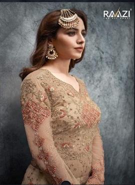 Rama Raazi Aroos 10051 Series Designer Festive Wear Heavy Salwar Kameez Collection